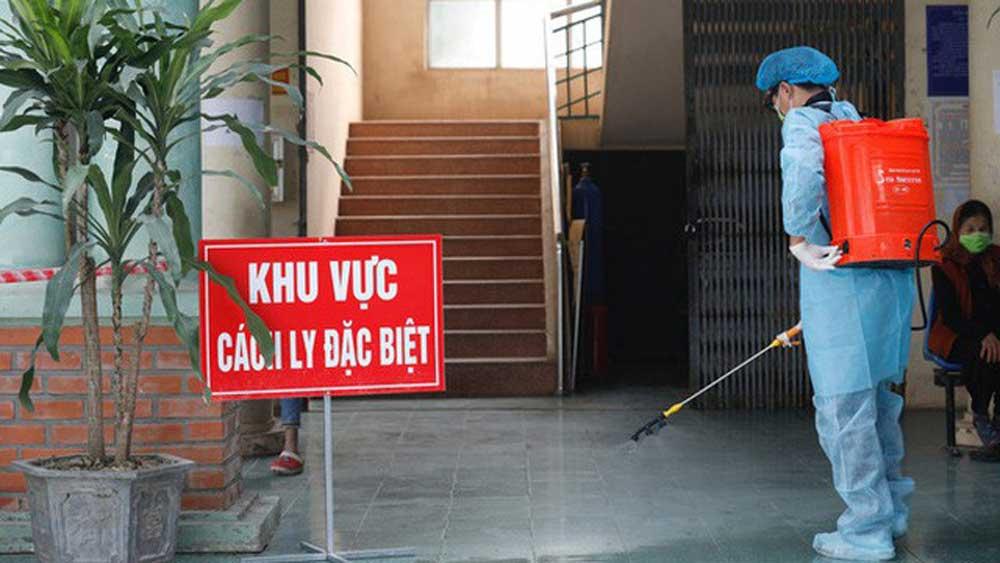 Nhân viên đưa cơm Bệnh viện Bạch Mai bị Covid-19 tại Thái Nguyên: Đi lại phức tạp, giấu thông tin